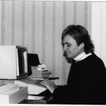 MEC at computer